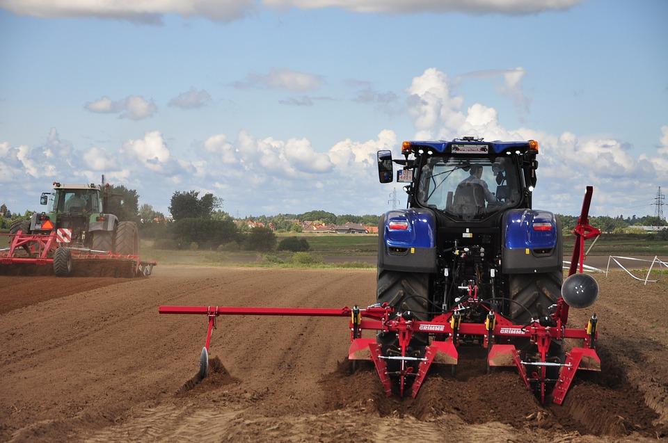 Dobór mocy ciągnika do zapotrzebowania gospodarstwa