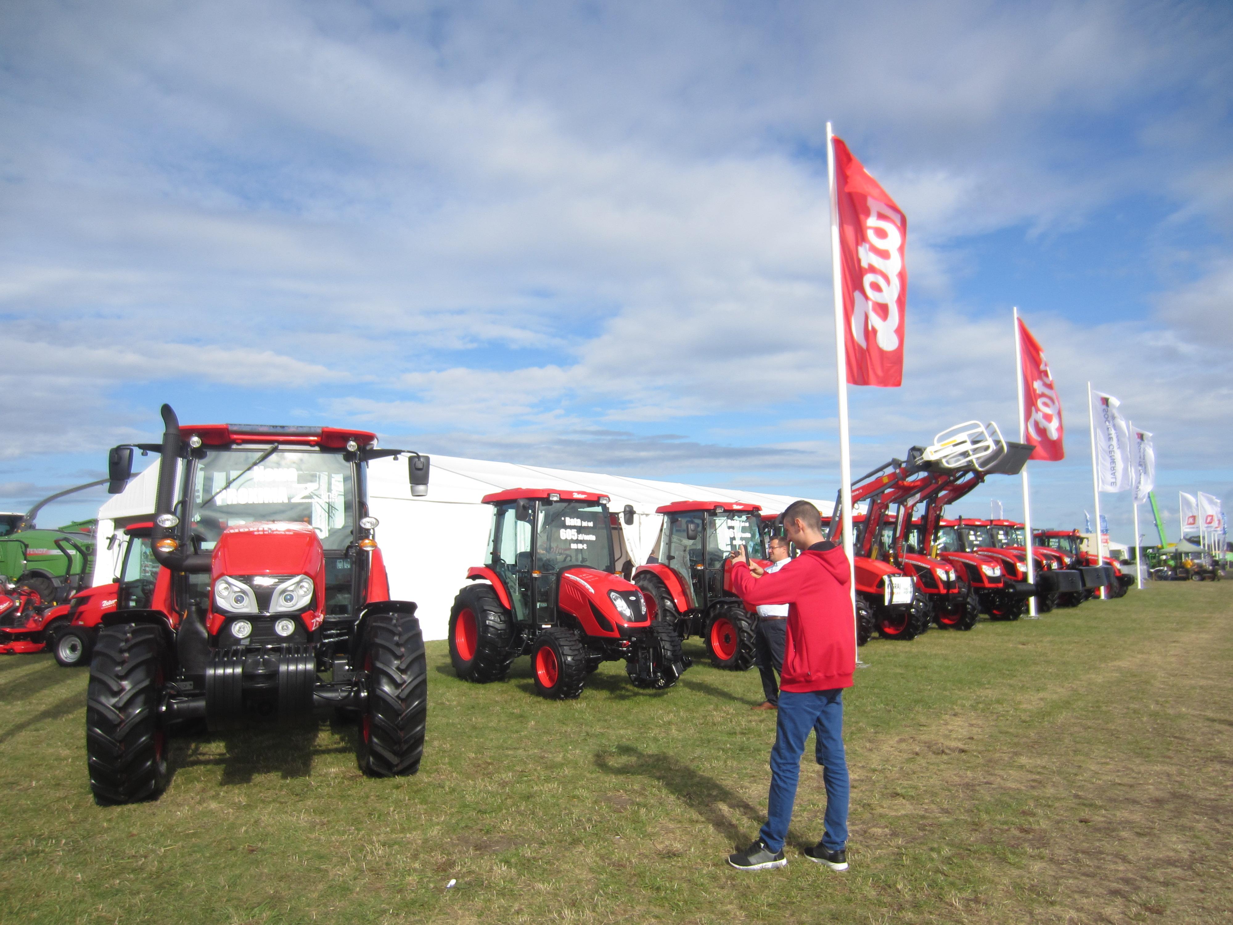 Sprzedaż ciągników rolniczych w pierwszym półroczu 2020 r.