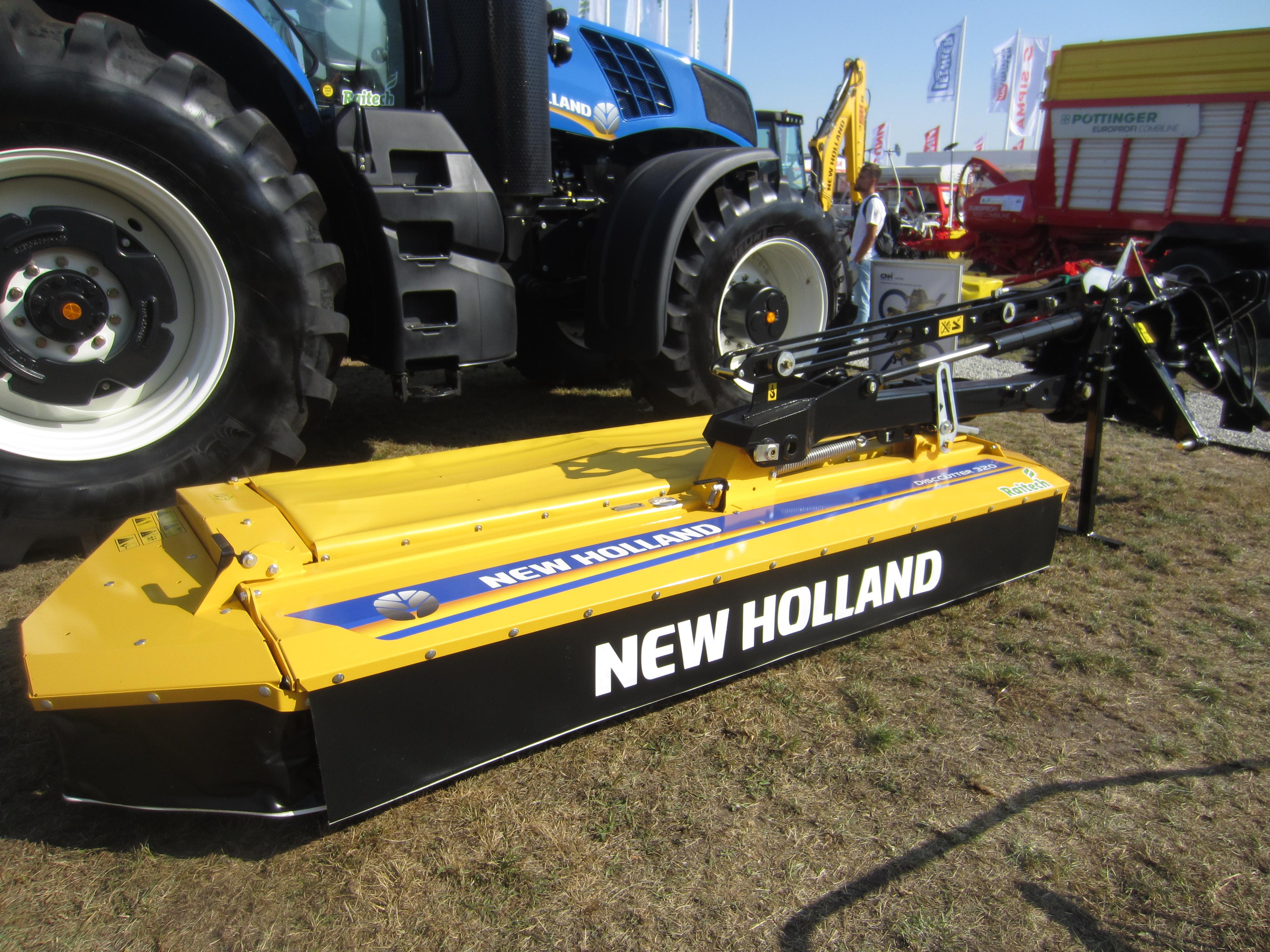 Nowości maszynowe New Holland